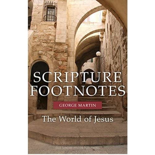 Scripture Footnotes: The World of Jesus