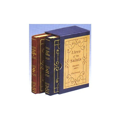 Lives of the Saints 2-Volume Boxed Set