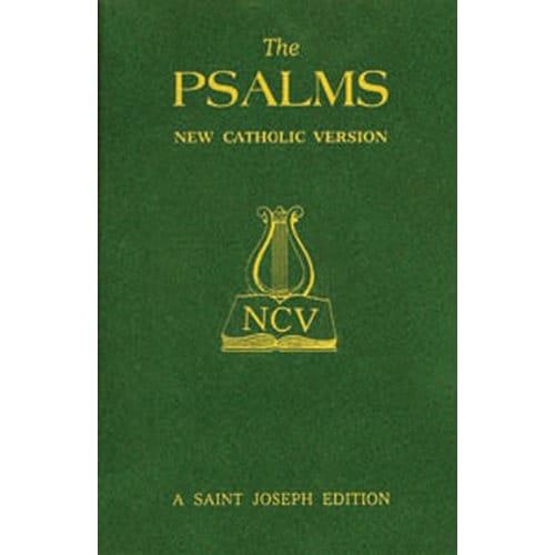 The Psalms - New Catholic Version