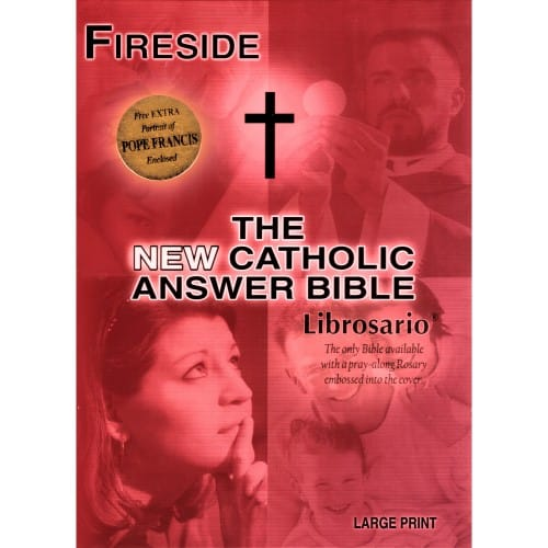 Catholic Answers NABRE Bible (Burgundy)