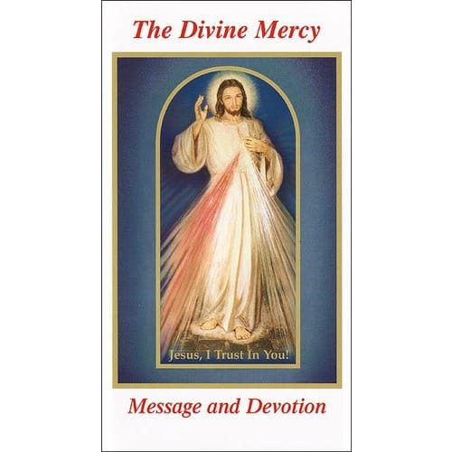 The Divine Mercy Message and Devotion (5 Pack) by Seraphim Michalenko