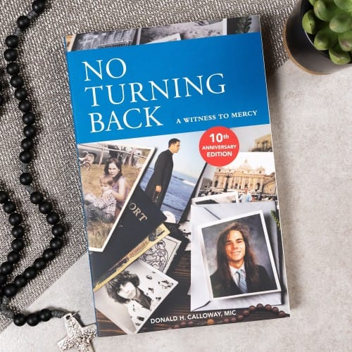 No Turning Back: Confessions of a Catholic Priest 1033429