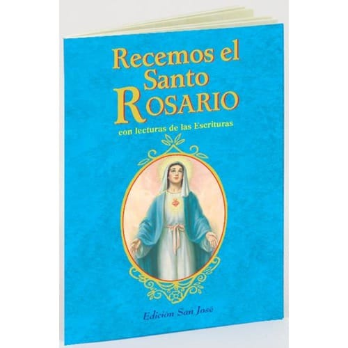 Pray the Rosary, Spanish (Extended Edition)
