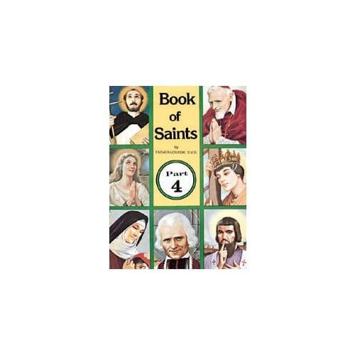 Book of Saints (Part 4)