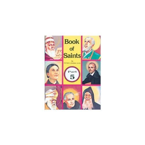 Book of Saints (Part 5)