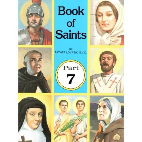 Book of Saints (Part 7)