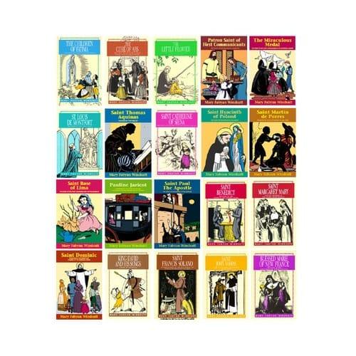 Mary Fabyan Windeatt 20 Book Set