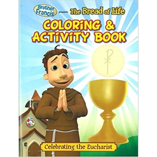 The Bread of Life: Coloring and Activity Book