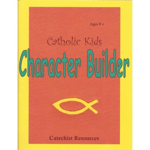 Catholic Kids Character Builder