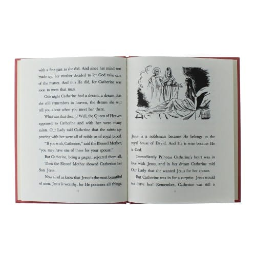 A Story of St. Catherine of Alexandria