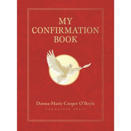 My Confirmation Book by Donna-Marie Cooper O'Boyle