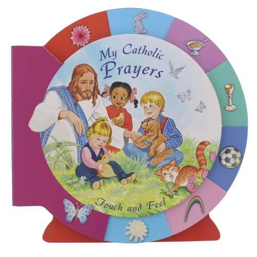My Catholic Prayers Board Book
