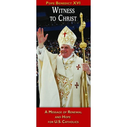 Witness to Christ Pamphlet (Spanish 50 Pk)