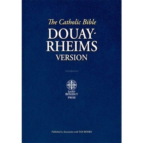 Douay Rheims Bible - Paperback