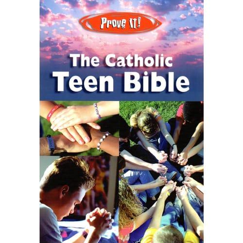 Prove It! The Catholic Teen Bible, NAB-RE