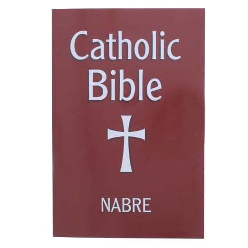 Catholic Bible-NABRE