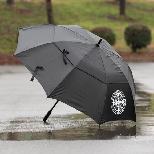 St. Benedict Medal Umbrella