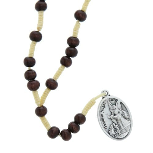 St. Michael Chaplet, Corded Wood