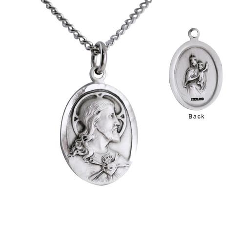 Sacred_Heart_of_Jesus_Scapular_Medal