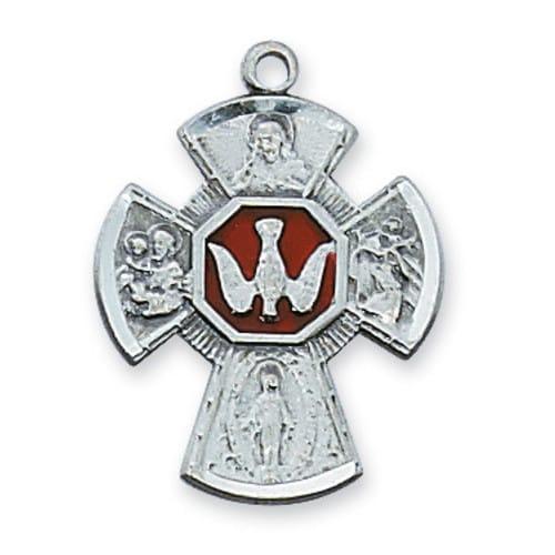 Four-Way Holy Spirit Medal