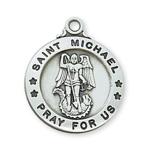 Saint Michael Patron Saint Medal