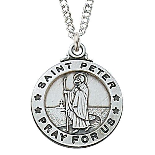 St. Peter Patron Saint Medal