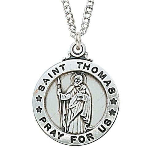 St. Thomas the Apostle Patron Saint Medal