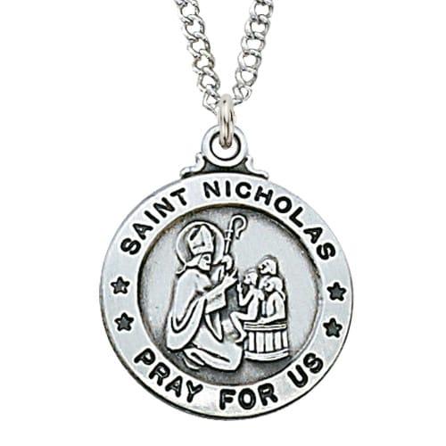 St. Nicholas Patron Saint Medal