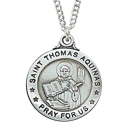 St. Thomas Aquinas Patron Saint Medal