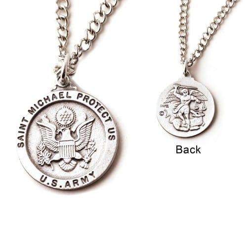 Saint Michael US Army Medal