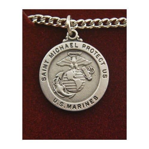 Saint Michael US Marines Medal