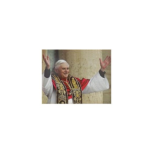 Pope Benedict XVI Holy Cards (Pkg. 100)
