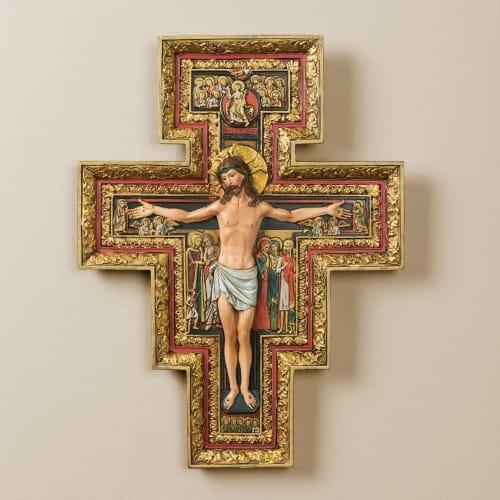 """San Damiano Cross 10"""""""
