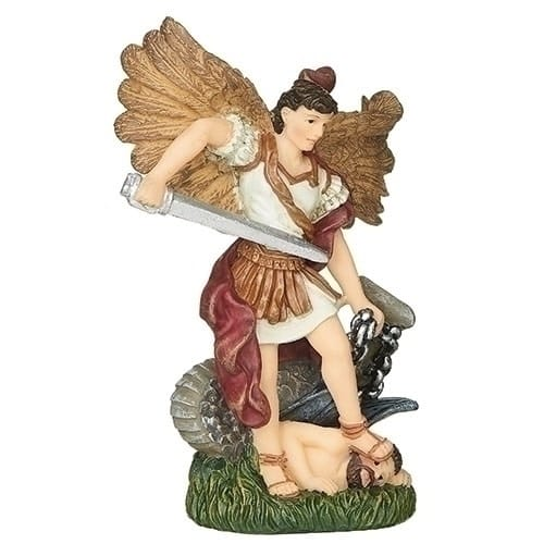 St. Michael Figurine