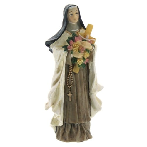 St. Therese of Lisieux Figurine