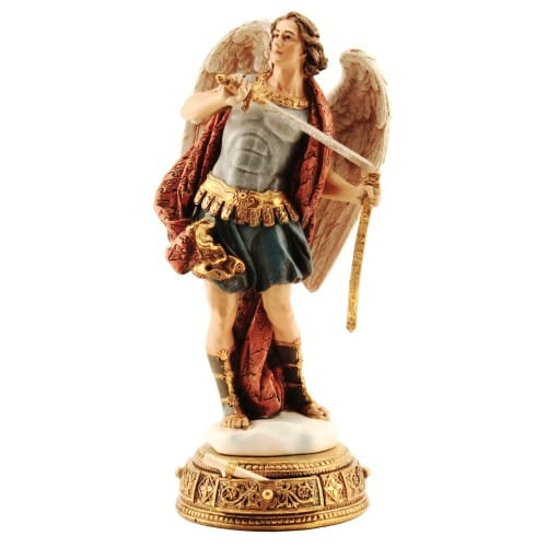 St. Michael Heavenly Protector Statue