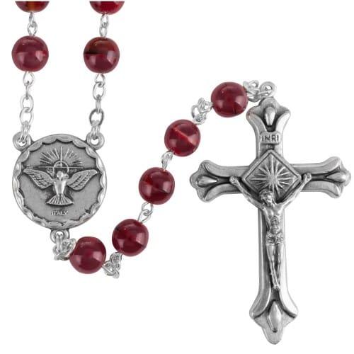 Holy Spirit Rosary - 7mm