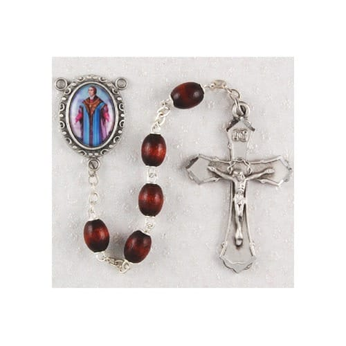 St thomas more rosary the catholic company st thomas more rosary aloadofball Image collections