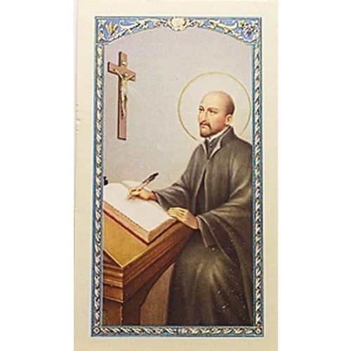 Oración a San Ignacio de Loyola (St. Ignatius Loyola) - Spanish Prayer...