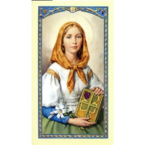 Prayer to St. Dymphna