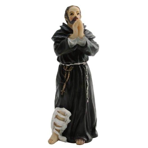 St. Peregrine Figurine