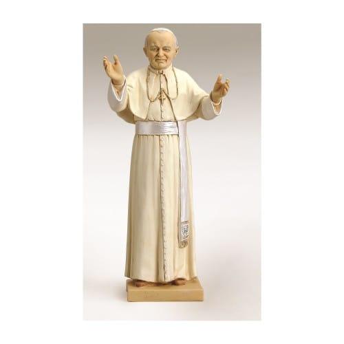 "Fontanini St. John Paul II Statue 20"""