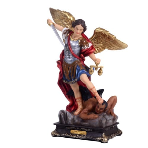 St. Michael Statue 8