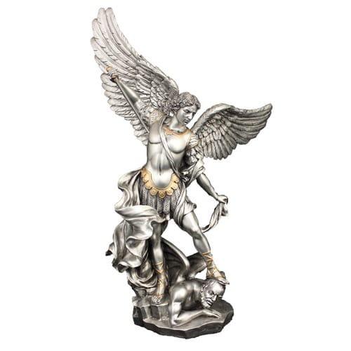 St. Michael Statue 14.5''