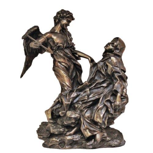 Ecstasy Of St. Teresa Statue 8.5''