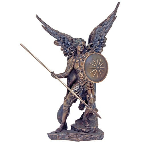 Archangel Raphael Statue 9''