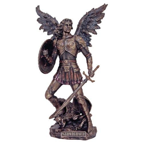 Archangel Michael Statue 9''