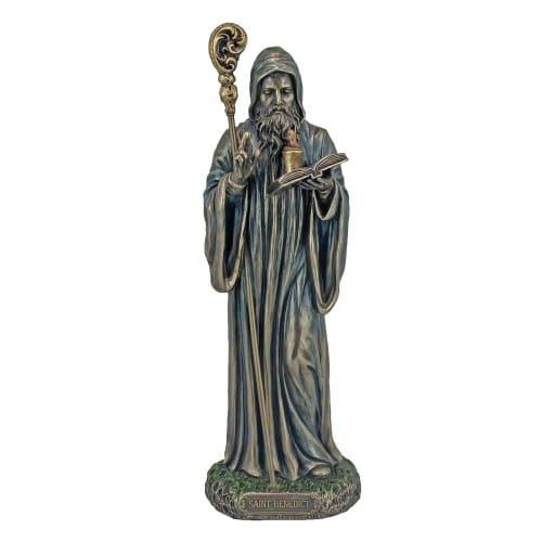 St. Benedict Statue 8''