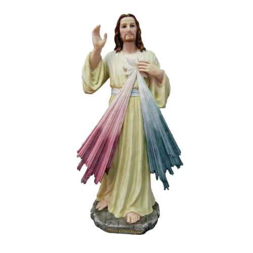 Divine Mercy Statue 12''