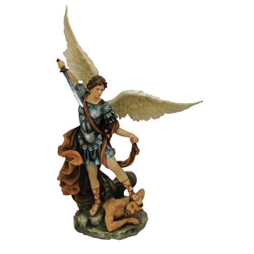 St. Michael Statue 10''